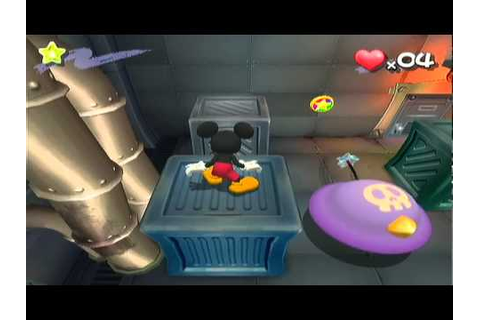 GameCube Longplay [007] Disney's Magical Mirror Starring ...