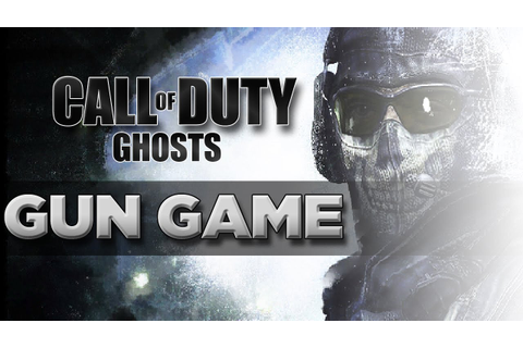 Call of Duty: Ghosts Gameplay - Gun Game on Octane - W ...