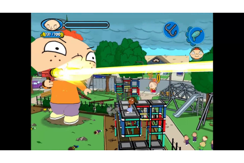 Let's Play Family Guy the Video Game 20 Stewie Playground ...