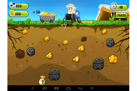 Gold Miner:Gold Rush Game - Android Apps on Google Play