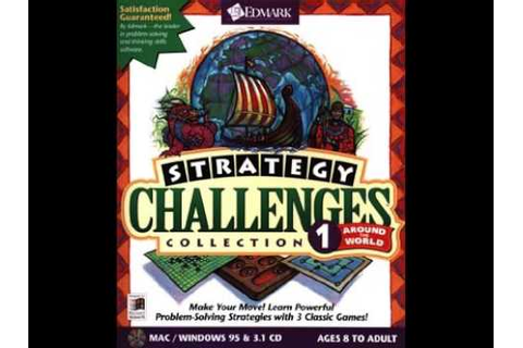 Strategy Challenges Collection 1 (CD-ROM, game only) - YouTube