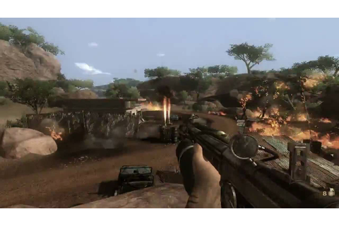 Far Cry 2 PC - Gameplay - HD 720p - YouTube
