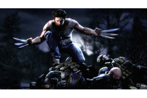 Dream Games: X-Men Origins - Wolverine