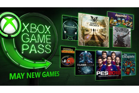 Xbox Game Pass New Games for May 2018 Include 'State of ...