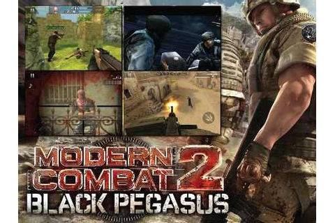 Modern Combat 2 Black Pegasus touch java game download for ...