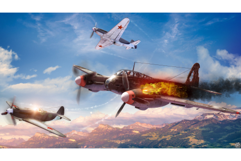 War Thunder Game Wallpapers | HD Wallpapers | ID #19345