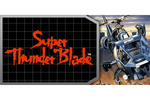 Super Thunder Blade™ on Steam