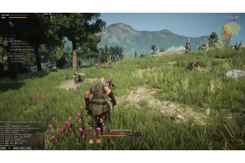 Black Desert Online Gameplay Giants are OP Closed Beta HD ...