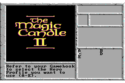Download The Magic Candle II: The Four and Forty - My ...