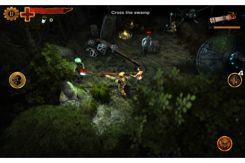 Guns N Zombies N Aliens Free Download - Ocean Of Games