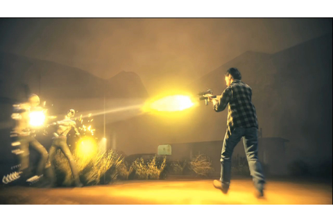 All Gaming: Download Alan Wakes American Nightmare (pc ...