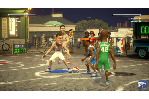 New Games: NBA PLAYGROUNDS (PC, PS4, Xbox One, Switch ...