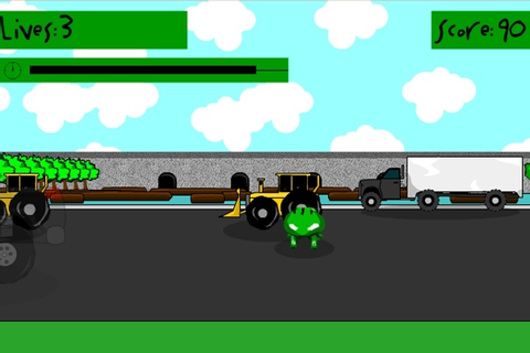 3D Frogger Game - Frogger games - Games Loon