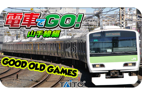 Densha de Go! Gameplay PS1 HD - YouTube