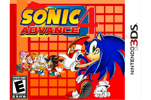 Sonic Advance 4 - Flameguy9981's Wiki
