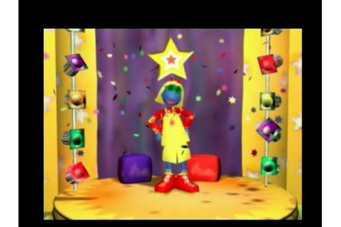 Tweenies Game Time PS1 Minigames With Bella - YouTube