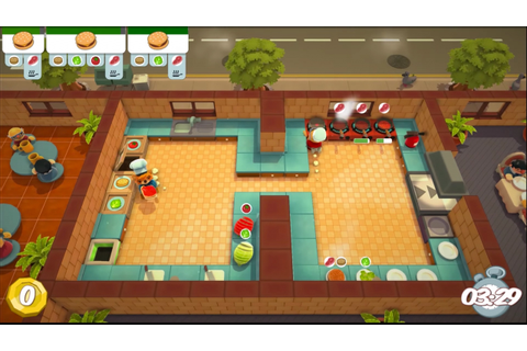 Overcooked! Special Edition Announced for Nintendo Switch ...