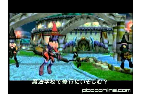 True Fantasy Live Online TGS 2003 Trailer - YouTube