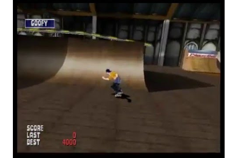 PSX PS1 MTV Sports - Skateboarding featuring Andy ...