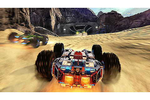 GRIP: Combat Racing (PS4 Xbox Switch PC) November | NeoGAF
