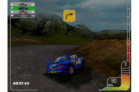 Colin McRae Rally Download (1998 Simulation Game)