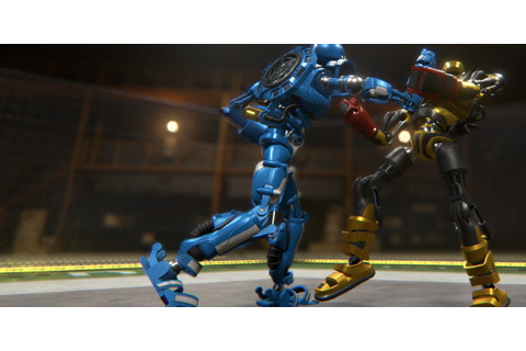Build A Punchbot: Robofighting In Voice Of Steel | Rock ...