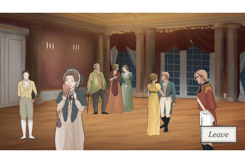 Regency Love: A game about 19th century courtship inspired ...