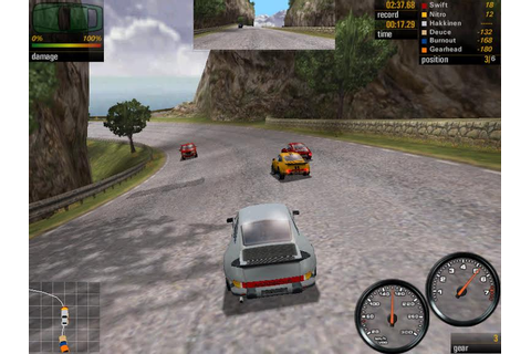 The Friday Ten: My favourite PC racing games (2000-2009 ...