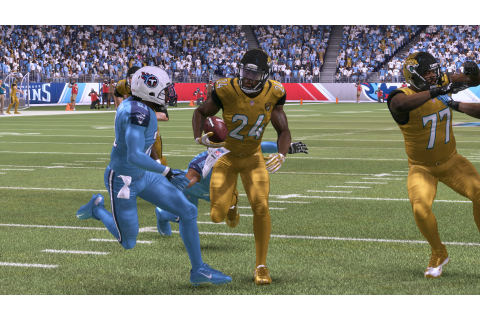 Madden 17: Week 8 NFL Simulation Results
