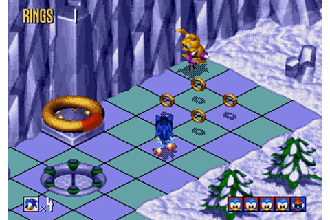 Sonic 3D: Flickies' Island (Game) | GamerClick.it