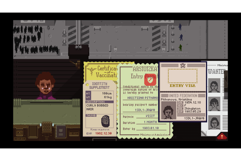 Papers, Please on Steam