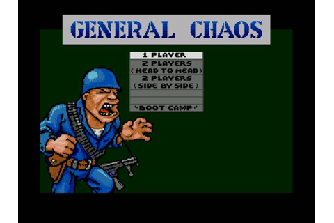 General Chaos: About the game and why you should play it ...