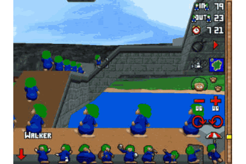 3D Lemmings (E) ISO