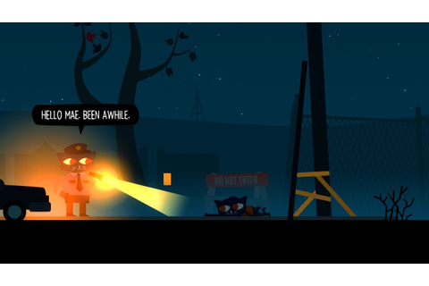 Night in the Woods Explores the Unsolvable Mysteries of ...
