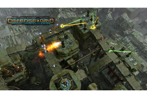 Your Xbox Game with Gold is Defense Grid: The Awakening