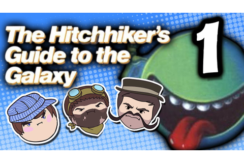 The Hitchhiker's Guide to the Galaxy: Waiting Game - PART ...