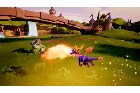 Spyro the Dragon remastered trilogy coming to PS4, Xbox ...