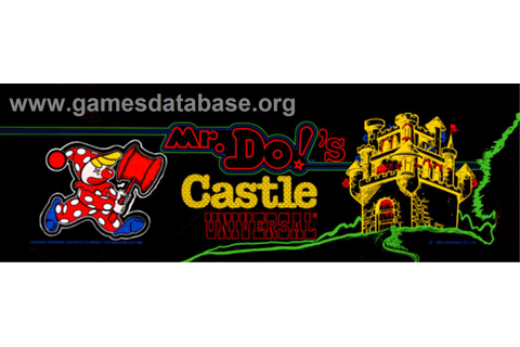 Mr. Do's Castle - Arcade - Games Database