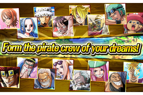 ONE PIECE TREASURE CRUISE | Android Apk Mods