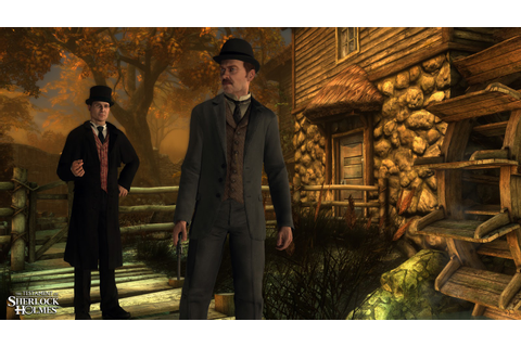 Free Games And Softwares : The Testament of Sherlock ...