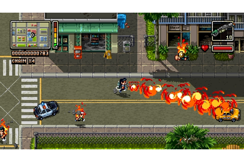 Shakedown: Hawaii Announced for Switch, Where it Will ...
