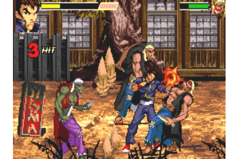 Gekido Advance: Kintaro's Revenge (Game) | GamerClick.it