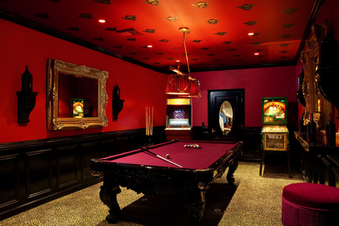 Raymond Winery - The Red Room - Eclectic - Living Room ...