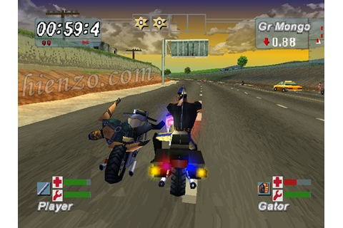 Road Rash Jailbreak PSX ISO Download | Hienzo.com