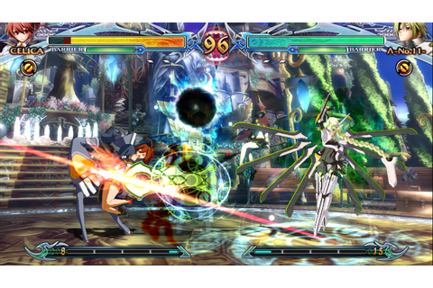 BlazBlue: Chrono Phantasma EXTEND on PS4 | Official ...