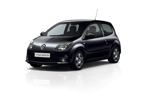 2008 Renault Twingo Night And Day | Top Speed