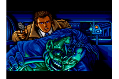SEGA CD Longplay #5: Snatcher Part 2 of 2 (Hideo Kojima ...