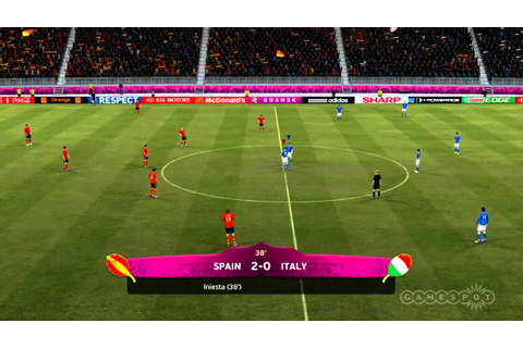 GameSpot Now Playing - UEFA Euro 2012 - YouTube