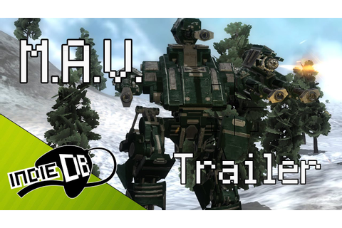 M.A.V. (Customizable Mech Action Simulation for Windows ...