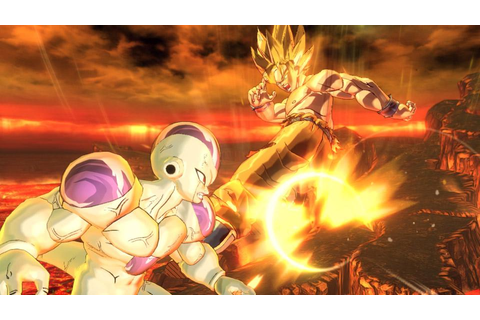 'Dragon Ball Xenoverse 2' On The Nintendo Switch Is Now ...
